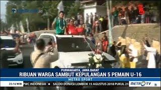 Euforia Timnas Indonesia Juara AFF U-16