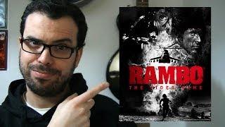 Mi Opinión Rambo The Videogame
