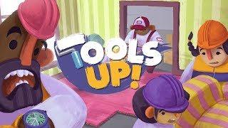 Randomowo: Tools Up! z Oską - Dwie Berty w akcji!
