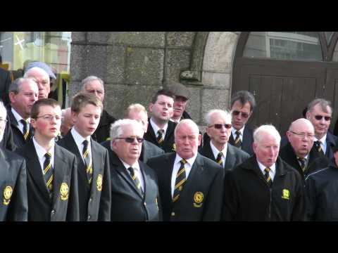 Four Lanes Male Choir: The White Rose