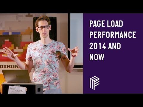 Vienna.js, Page Load Performance 2014 And Now, June 2019