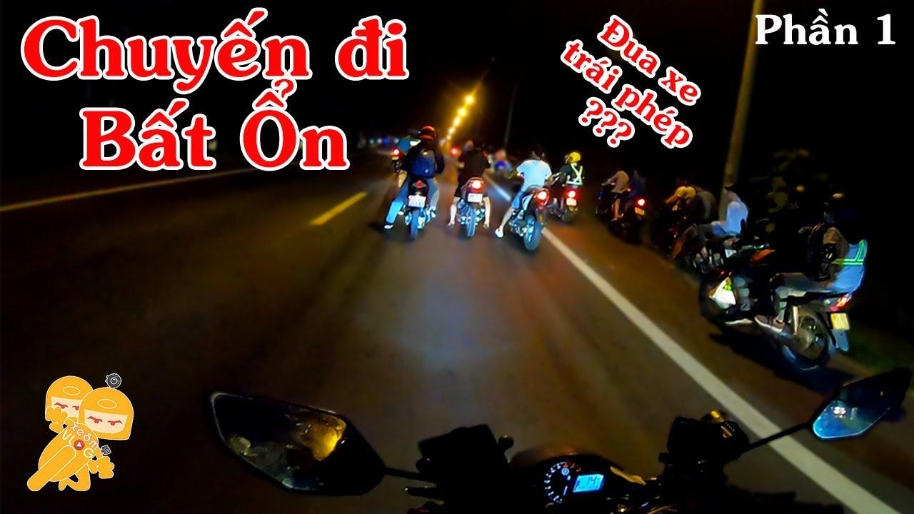 Hành trình Phượt Thiện Nguyện gặp Dân Racing Boy và cái kết - Xe Ôm Vlog