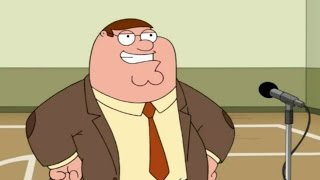 Family guy - Peter becomes the principal