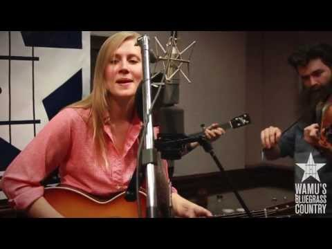 Nora Jane Struthers & The Party Line - Barn Dance [Live at WAMU's Bluegrass Country]