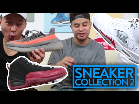 LIFE OF A SNEAKERHEAD: Our Collection VOL. 2 w/ RICHIE LE | Fung Bros