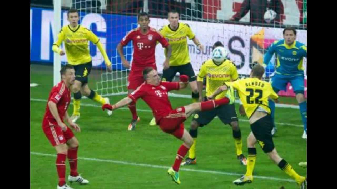 Dortmund Gegen München