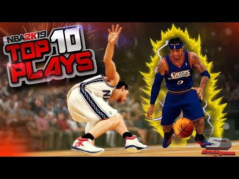 NBA 2K19 Top 10 Plays Of The Week #20 - Ankle Breakers, Trick Shots & More