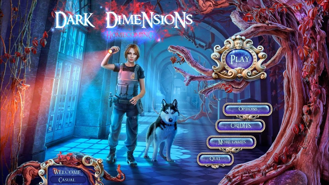 Dark Dimension