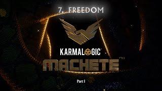 MACHETE Electronic — FREEDOM (Official audio, 2020)