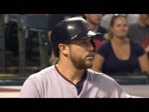 9/28/15: Milone, Plouffe lead Twins past Indians