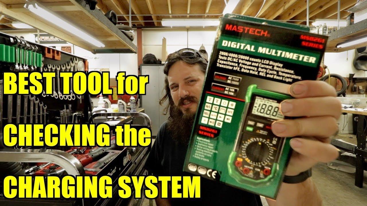 hight resolution of harley davidson charging system check