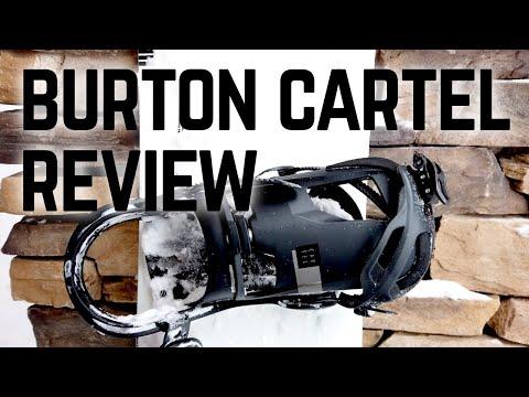 Burton Cartel Bindings Review 2020