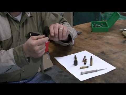 reloading military brass with primer pocket crimp youtube. Black Bedroom Furniture Sets. Home Design Ideas