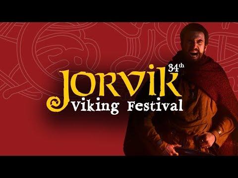 34th JORVIK Viking Festival 2018 | Invasion: Dawn of Viking York