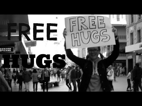 FREE HUGS in ADELAIDE