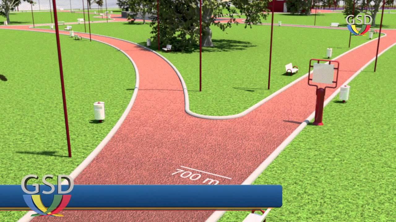 gimnasios al aire libre juegos para nios mobiliario urbano todo para parques mov youtube