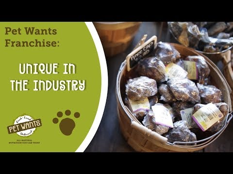 Pet Wants: Unique In The Industry