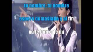 Laura Pausini - Escucha atento (instrumental acustico)