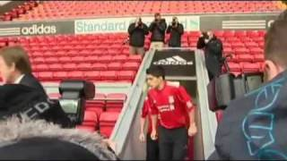 The Unveiling of Andy Carroll and Luis Suarez
