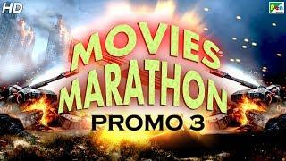 Movies Marathon – Promo 3 | #ComingSoon