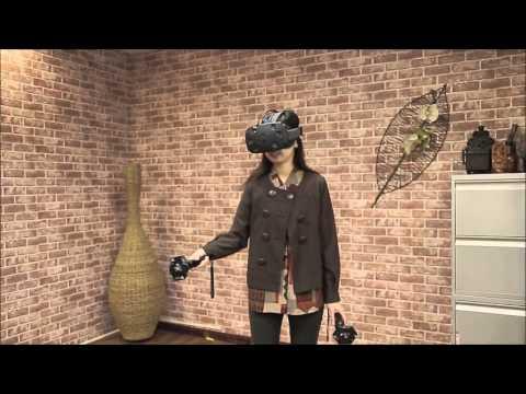 HTC Vive - VR Interior Design Experience
