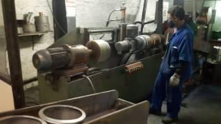 Fabricação da panela de pressão 4.5 lts saturno