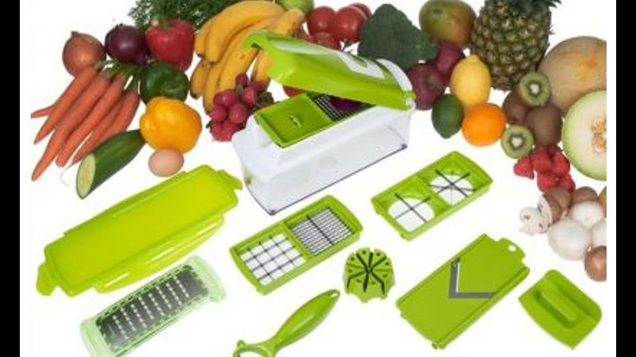 nicer dicer multi chopper vegetable cutter fruit slicer peeler dicer plus nicdrp - Vegetable Dicer