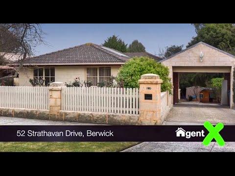 AgentX Real Estate Berwick Presents - 52 Strathavan Drive Berwick - Property Tour
