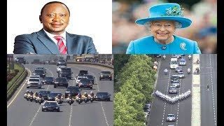 UHURU VS QUEEN ELIZABETH COVOYS AS THEY ARE RANKED TOP