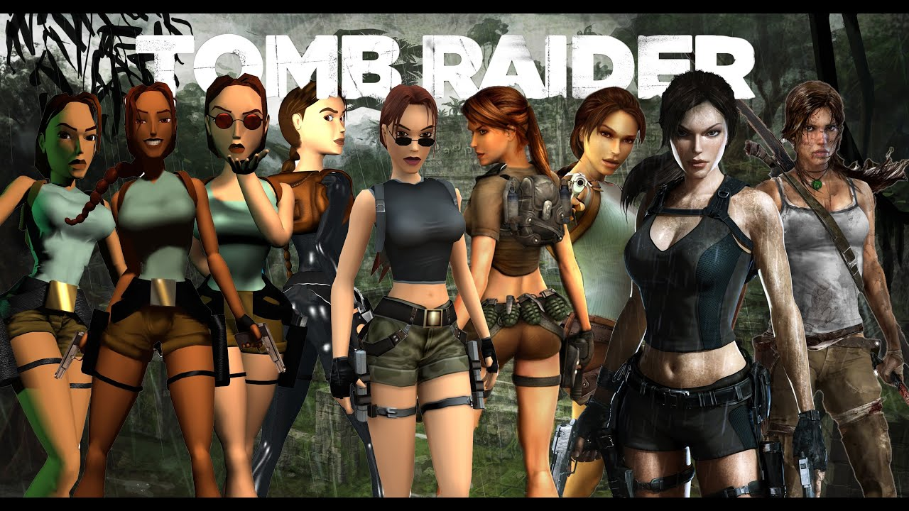 Tomb Raider Series Discussion - YouTube