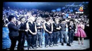 100620 Sheng Siong Show w/ U-kiss