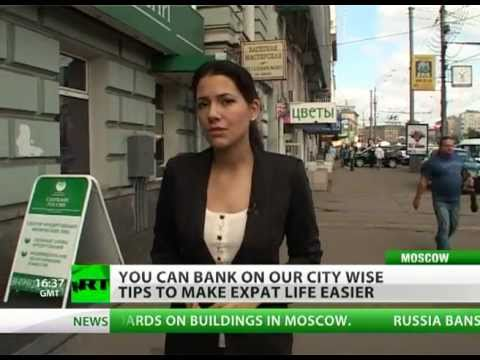 City Wise guide to banking in Moscow