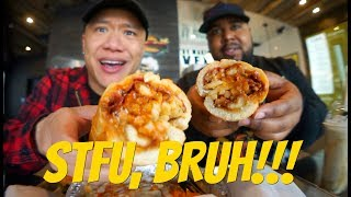 Why We Used to Hate Each Other - Fat Sandwich Muk Bang with Ricky Shucks thumbnail