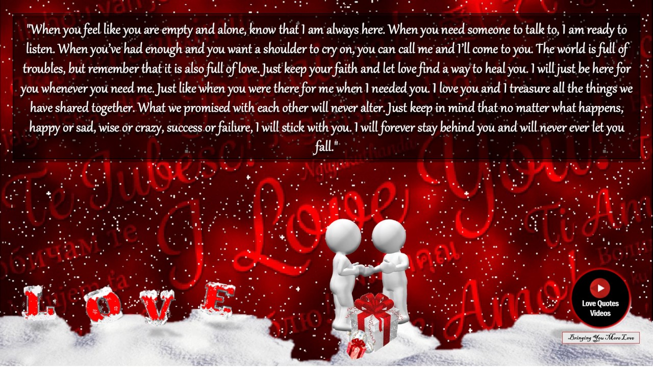 love quotes for her love quote for him The best ever quote for this Christmas 2016