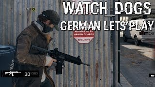 "Watch Dogs - ""kleine"" Macken #2 ~ German Gameplay / Let"