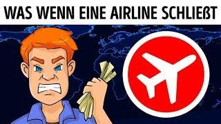Was Passiert Wenn Eine Fluggesellschaft Schließt