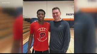 As Gonzaga plays in his backyard, 2020 commit Dominick Harris prepares for the next step