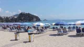 Parga Valtos beach