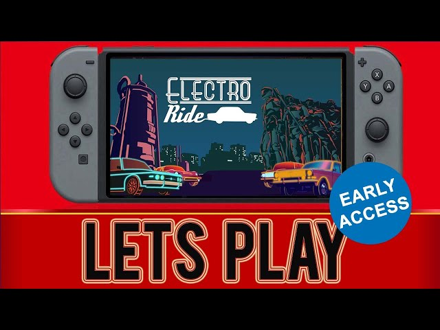 Ride: The Neon Racing (1st Race ) Nintendo Switch
