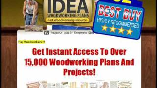 Buy Woodworking Plans - Top 3 'best Buy' Woodworking Plans Review