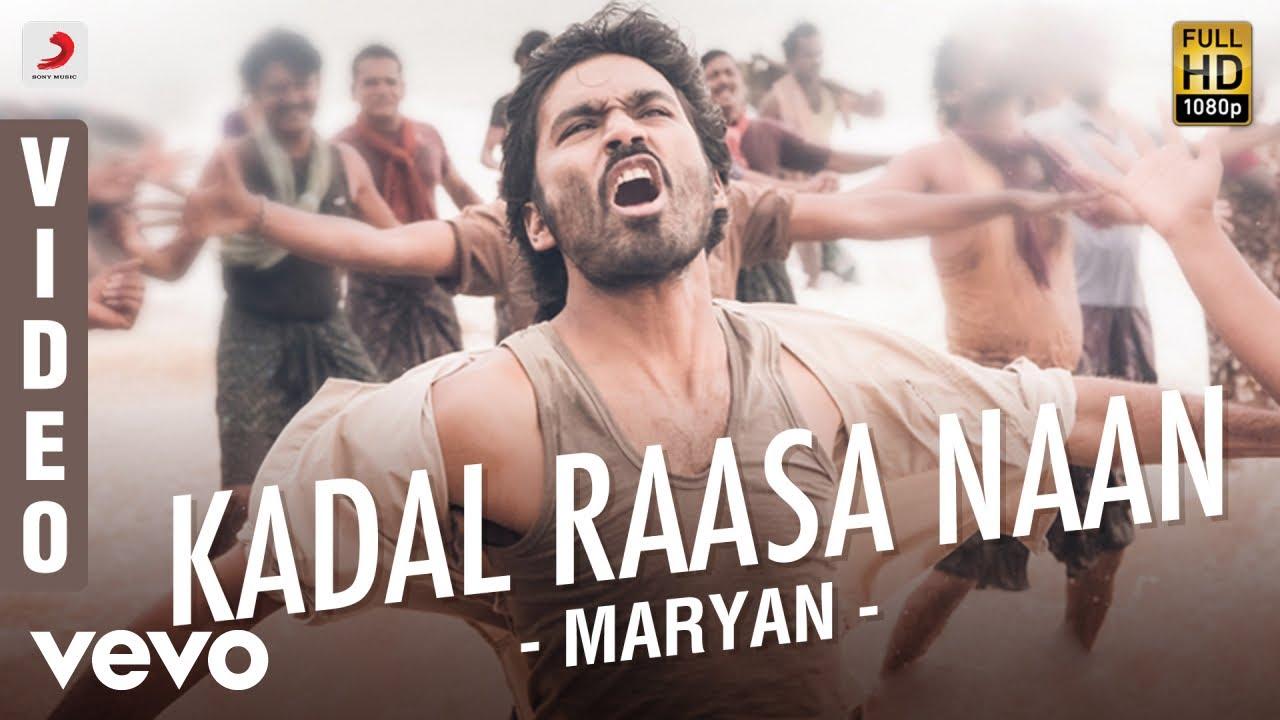 Download Maryan - Kadal Raasa Naan Full Video