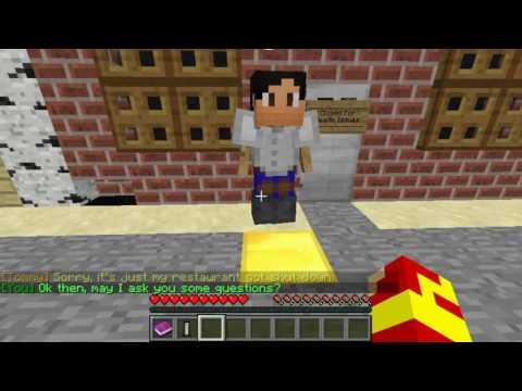 Minecraft -  Maps -  Detective Dan