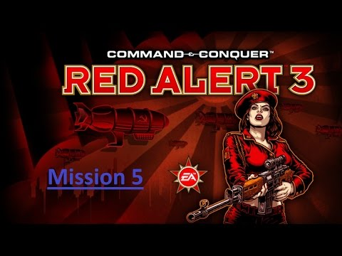 Command & Conquer: Red Alert 3 Allied Mission 5