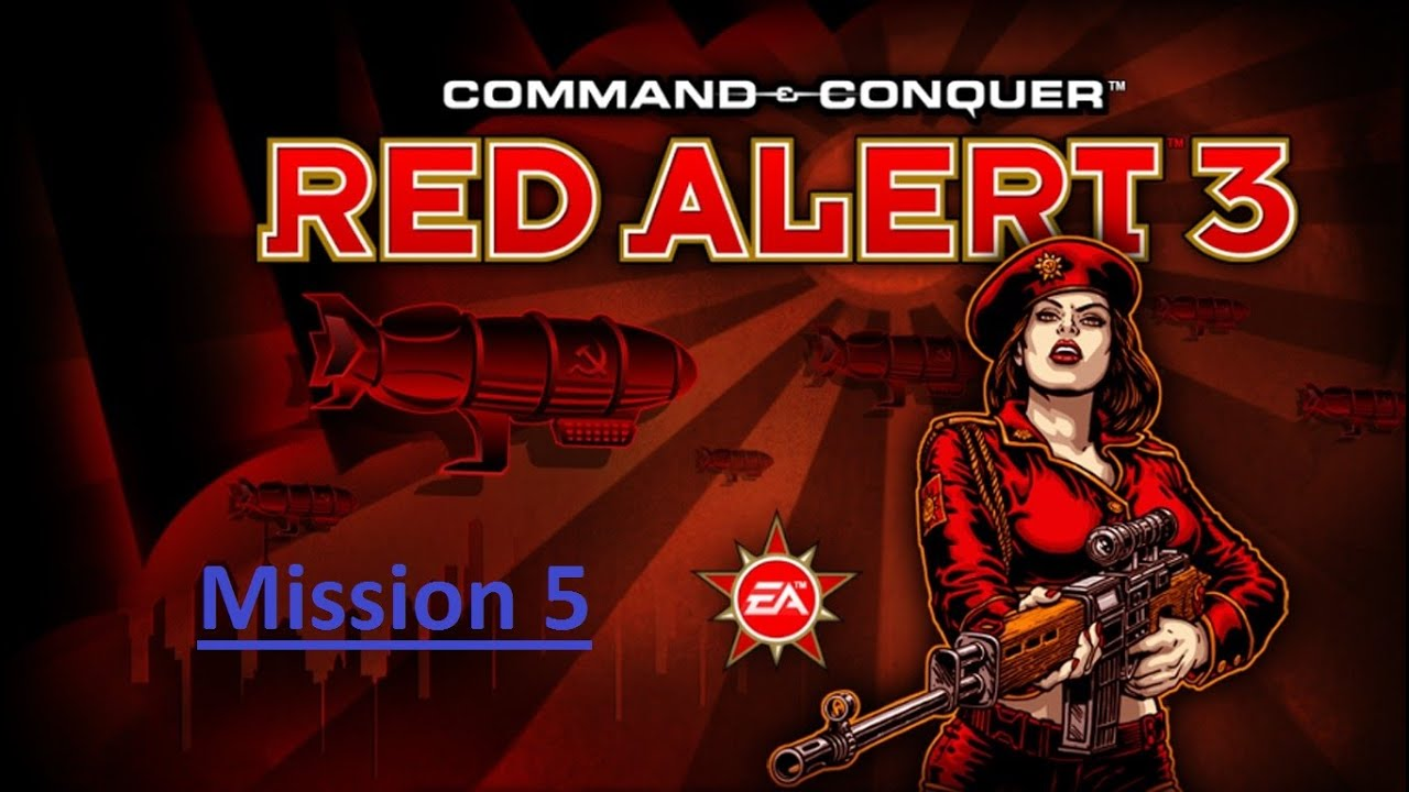 Command & Conquer: Red Alert 3 Soundtrack (2008)