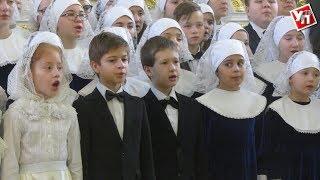 Рождественский фестиваль «Маленькие свечи» завершился под сводами собора