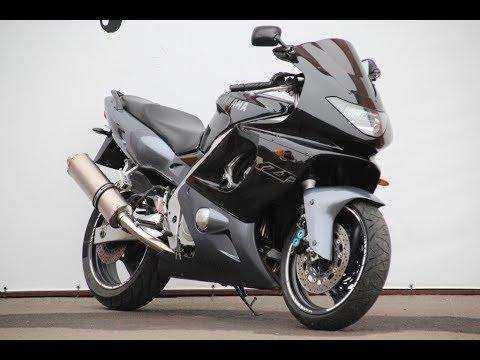 МОТОБАЗА. Yamaha YZF 600 R 1997 год 190 000 ₽. WWW.MOTOBAZA.BIZ