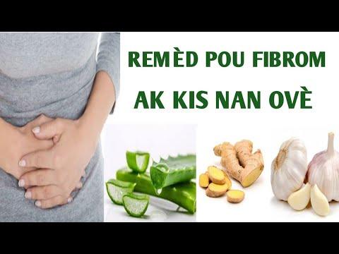 Download REMÈD NATIRÈL POU KIS NAN OVÈ AK FIBROM
