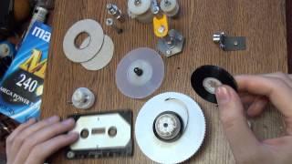 Výroba audiopásku z videopásku [HD 2013]