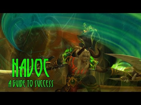 Havoc Demon Hunter: A Guide To Success