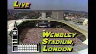 Live Aid: Broadcast opening [1985]